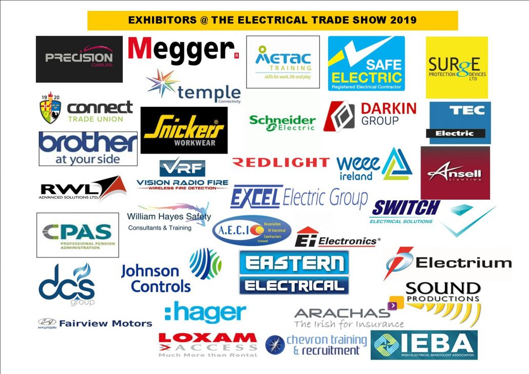 EXHIBITORS ELECTRICAL TRADE SHOW 2019 - AECI